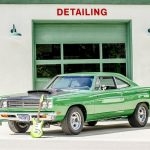 Types And Benefits Of Car Detailing